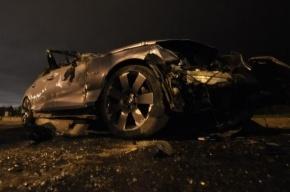 Три человека погибли и трое пострадали в аварии в Подмосковье