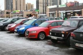 В Петербурге определены первые 2 зоны платных парковок в историческом центре на 23 тысячи автомобилей