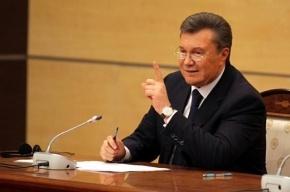 Янукович просил Путина использовать войска России