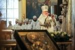 В праздник Вознесения в Казанском соборе Петербурга совершили литургию 29 мая 2014: Фоторепортаж