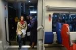 Фоторепортаж: «поезд Ласточка»