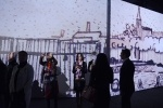 Ожившие полотна Ван Гога: Фоторепортаж