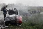 Фоторепортаж: «Украинская гвардия и сторонники федерализации, Донецкая область»
