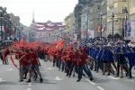 Танцующий Невский: Фоторепортаж