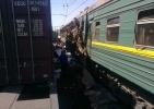 Фоторепортаж: «Авария в Бекасово: 20.05.2014»