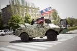 Референдум на Украине, 11 мая (2): Фоторепортаж