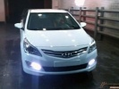 Hyundai Solaris: Фоторепортаж