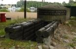 Рубеж железной Ленинградской обороны» на Крестовском острове: Фоторепортаж