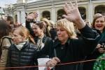 Фоторепортаж: «9 мая 2014 на Невском проспекте»