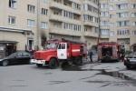 Фоторепортаж: «В Петербурге сгорел ресторан суши»