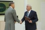 Фоторепортаж: ««Почта России» построит в Петербурге крупный логистический центр»