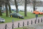 Петропавловская крепость как парковка: Фоторепортаж