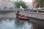 В Петербурге мужчина утопился в канале Грибоедова: Фоторепортаж