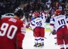 Сборная России разгромила команду Швейцарии в стартовом матче ЧМ-2014: Фоторепортаж
