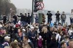 Фоторепортаж: «На Дворцовой площади состоялся Парад Победы 9 мая 2014 »