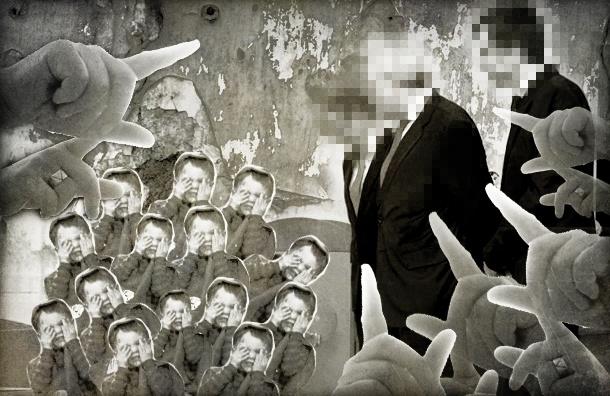 Жители Кронштадта жалуются на разрушающийся детсад
