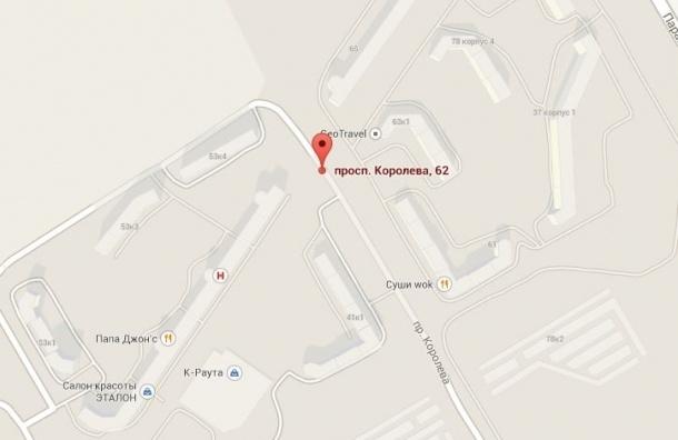 В Приморском районе гаражные комплексы сносят, но проектного плана застройки нет