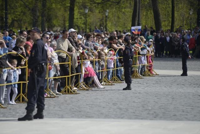 Юбилей Кронштадта: Фото