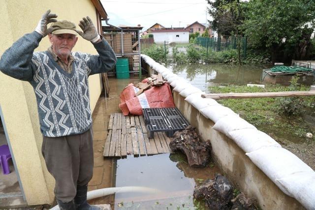 Наводнение на Балканах 17 мая 2014 : Фото