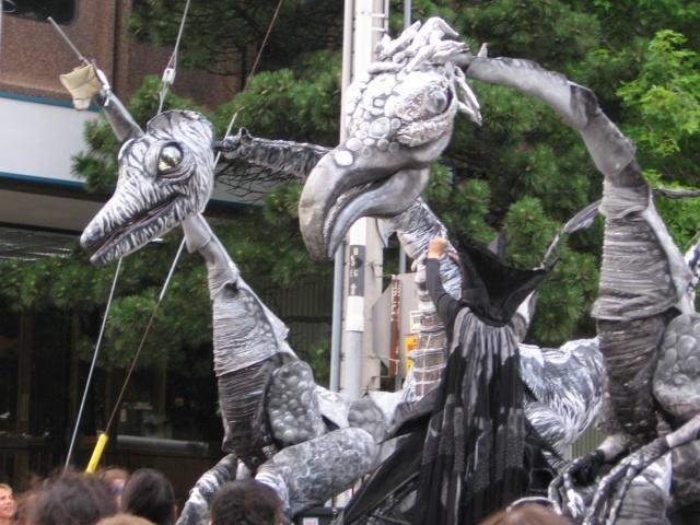 Театр Close-act, Saurus: Фото