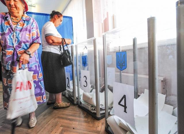 Выборы на Украине 25 мая 2014: Фото