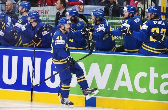 Россия - Швеция, хоккей, 24 мая 2014: Фото