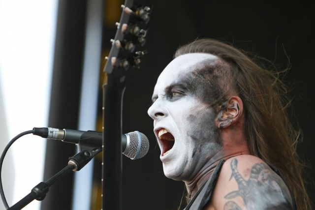 Группа Behemoth: Фото