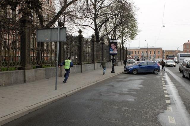 Задержание активиста КСМ Фото МР: Фото