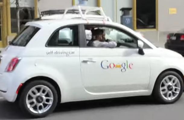 Google запускает производство беспилотных автомобилей