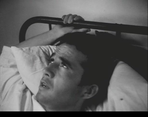 кадр из фильма А. Картье-Брессона