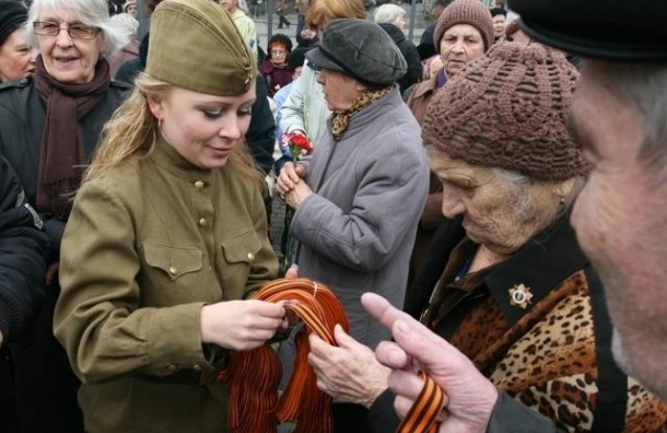 В Петербурге 5 мая стартует акция памяти «Георгиевская ленточка»