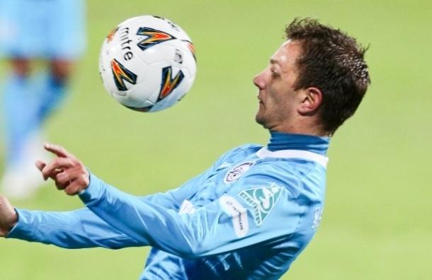 Итальянский защитник «Зенита» Кришито не попал в состав национальной сборной