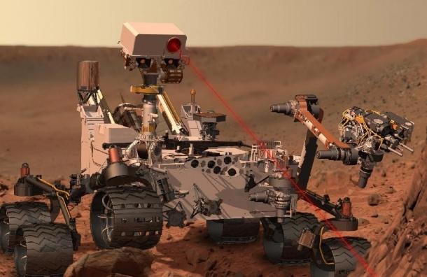 На Марсе есть жизнь, случайно занесенная с Земли