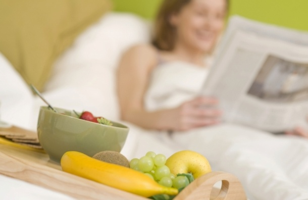 Завтрак - главный прием пищи