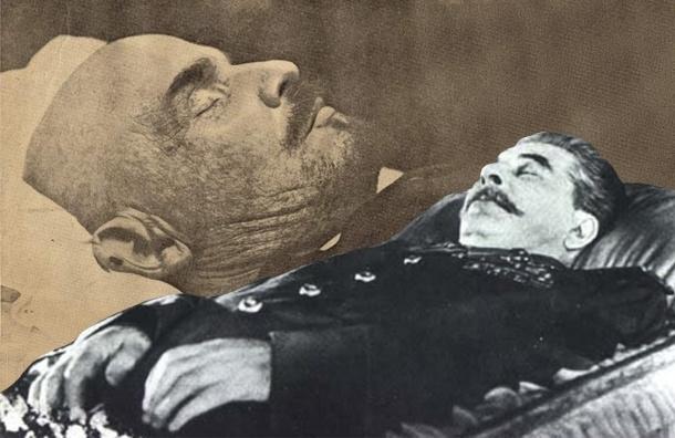Ленин и Сталин, вероятно, умерли не своей смертью