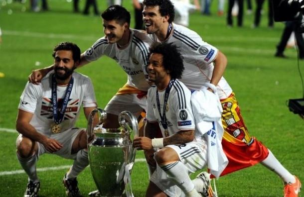 «Реал» разгромил «Атлетико» в финале Лиги чемпионов