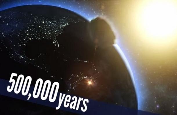 Будущую гибель Вселенной показали на видео