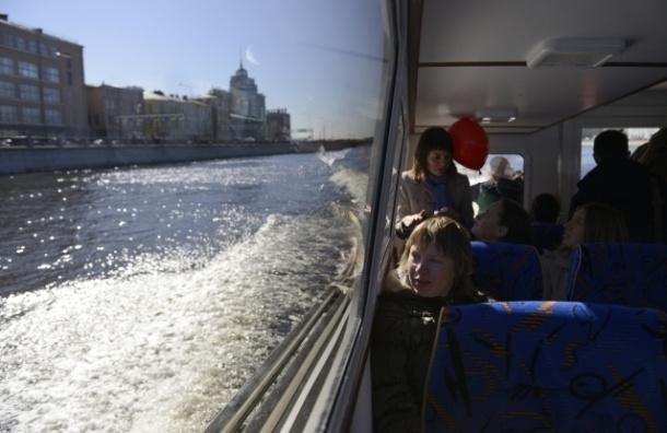 В Петербурге открывается сезон аквабусов