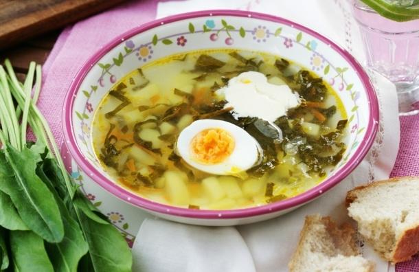 Блюда из щавеля на страже нашего здоровья