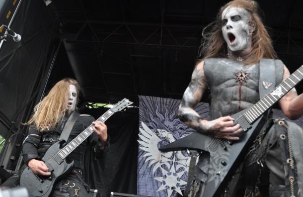Польскую метал-группу Behemoth депортируют из России
