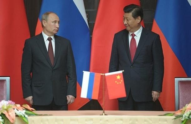 Общая цена газового контракта с Китаем составила $400 млрд