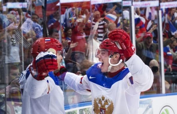 Сборная России обыграла Швецию 3:1 и вышла в финал чемпионата мира