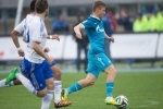 Матч «Зенит» – «Динамо» не доигран из-за фанатов, прорвавшихся на поле