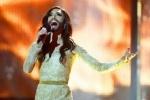 Бородатая женщина победила на Евровидении
