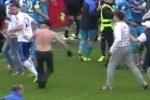 В Петербурге разыскивается «Гулливер», ударивший футболиста «Динамо»