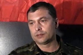 На Украине расстреляли «народного губернатора» Луганской области