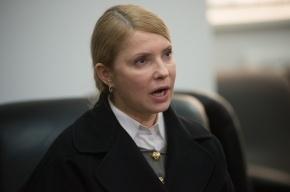 Тимошенко требует референдума о вступлении Украины в НАТО