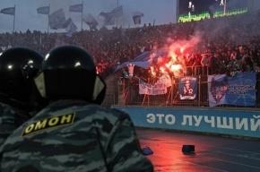 «Зенит» отсудил у фаната 300 тысяч за сожженный флаг Чечни