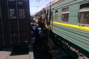 Столкновение поездов в Бекасово унесло жизни пяти человек