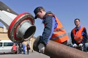 В Петербурге стартуют гидравлические испытания тепловых сетей